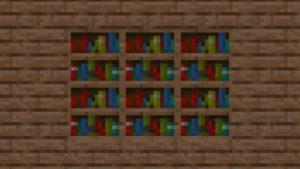 Мод Bookshelving 1.16.5, 1.16.4