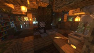 Мод Better Witch Hut 1.16.5