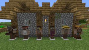 Мод Village Employment 1.16.5