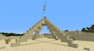 Мод Ancient Structures 1.16.5