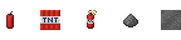 Мод Detonation для Майнкрафт 1.16.5