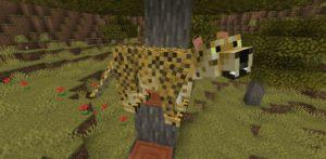 Мод Untamed Wilds 1.16.5
