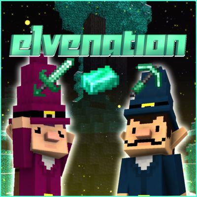 Мод Elvenation для Майнкрафт 1.16.5