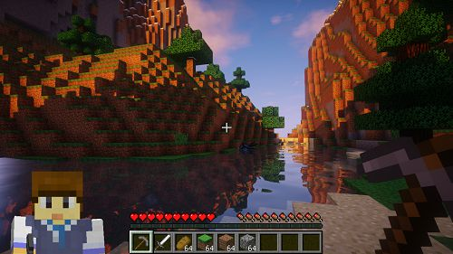 Мод Extra Player Render 1.16.5, 1.15.2, 1.14.4