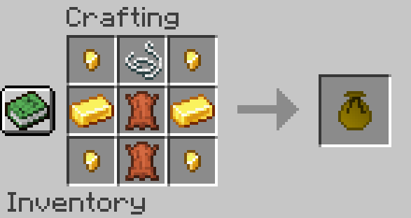 Мод RPG Backpacks 1.16.5, 1.15.2, 1.14.4, 1.12.2