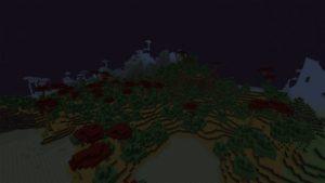 Мод Cryptic Cosmos 1.16.5 (страшное измерение)