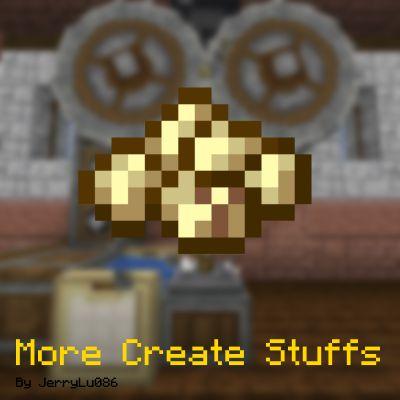 Мод More Create Stuffs 1.16.5