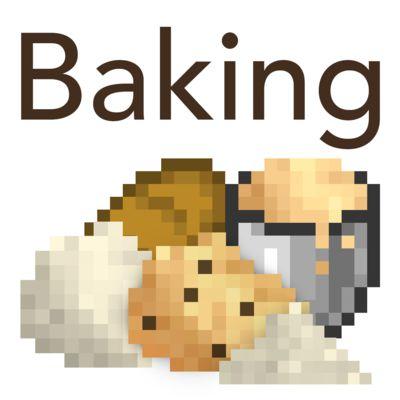 Мод Realistic Baking 1.16.5