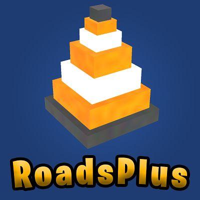 Мод RoadsPlus для Майнкрафт 1.16.5, 1.16.4