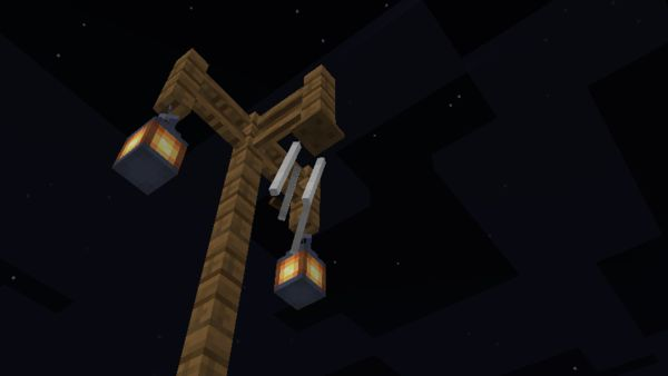 Мод Windchimes для Майнкрафт 1.16.5