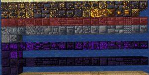 Мод Chipped 1.16.5 (2 тыс. декоративных блоков)