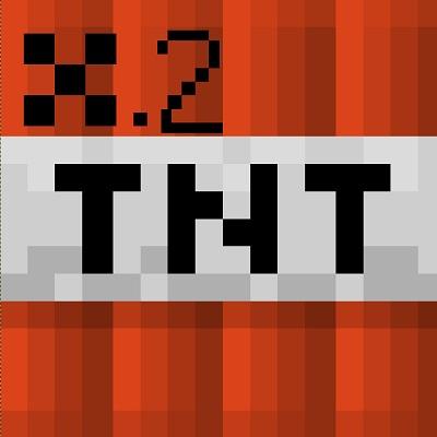 Мод на мощный динамит - TNT Ultra 1.16.5