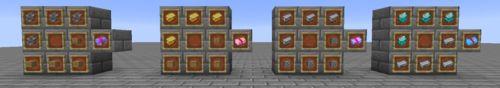 Мод Smithing Upgrades 1.16.5