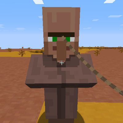 Мод Villagers Leashed 1.16.5, 1.12.2