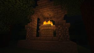 Мод Adventures Structures для Майнкрафт 1.16.5