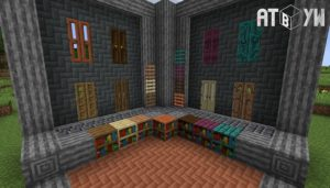 Мод All The Blocks You Want 1.17, 1.16.5