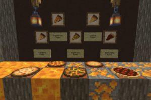 Мод Yummy Foods для Майнкрафт 1.16.5