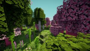 Мод Mystic's Biomes 1.16.5, 1.15.2 (мистичные биомы)