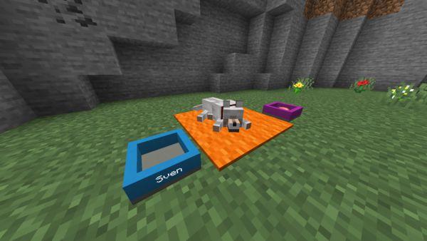 Мод Doggo для Майнкрафт 1.16.5