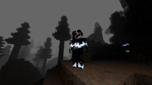 Мод The Cursed Realm 1.16.5 (страшное измерение)