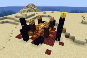 Мод Curious Lands для Майнкрафт 1.16.5