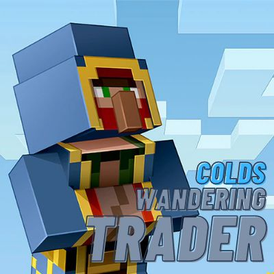 Мод Colds: Wandering Trader 1.16.5