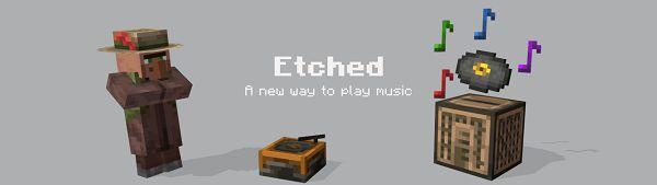 Мод Etched для Майнкрафт 1.16.5