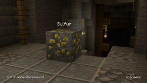 Мод Sulfur And Potassium - More Gunpowder 1.17, 1.16.5, 1.15.2, 1.12.2
