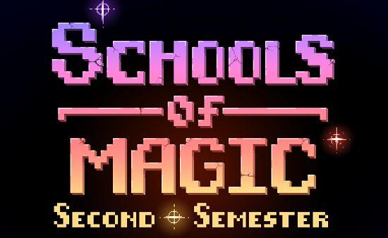 Мод Schools of Magic: Second Semester 1.16.5