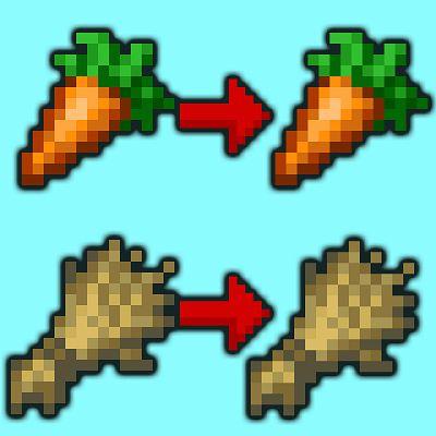 Мод Smarter Farmers для Майнкрафт 1.16.5