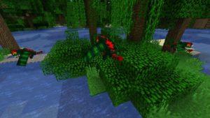 Мод Fish's Undead Rising для Майнкрафт 1.12.2
