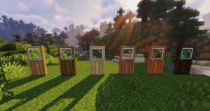 Мод Macaw's Doors 1.17.1, 1.16.5, 1.15.2, 1.12.2