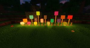 Мод Macaw's Lights and Lamps 1.16.5