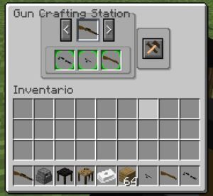 Мод Old Guns для Майнкрафт 1.16.5