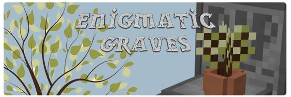 Мод Enigmatic Graves 1.16.5