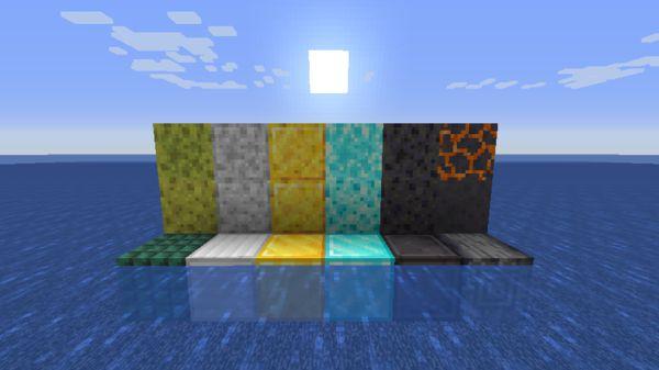 Мод Extra Sponges 1.17.1, 1.16.5