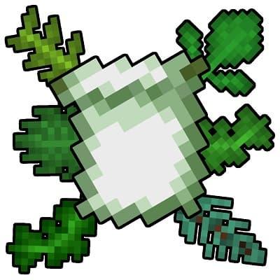 Мод Leaf Items 1.16.5