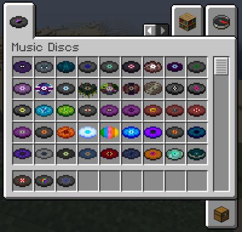 Мод More Music Discs+ 1.16.5