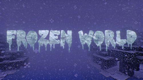 Хардкорная сборка Frozen World 1.16.5 (80 модов)