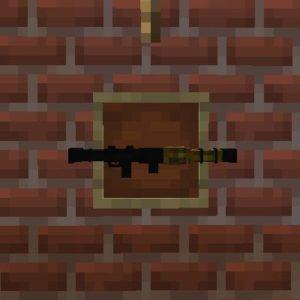 Мод Simple Guns: reworked 1.16.5