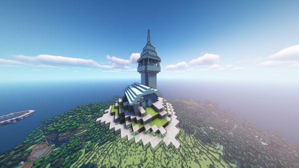 Мод Terrarian Floating Islands 1.16.5
