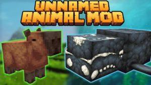 Мод Unnamed Animal 1.16.5