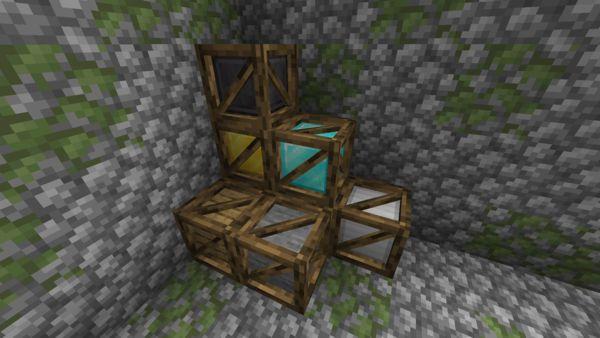 Мод Upgradeable Crates 1.16.5