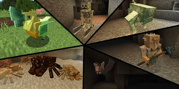 Мод Zoology of the World of Withernauts 1.12.2