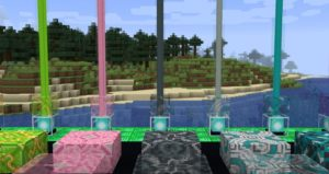 Мод Patterned Glass 1.17.1, 1.16.5
