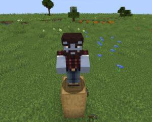 Мод Zombienation для Майнкрафт 1.16.5