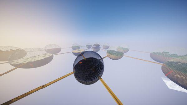Мод Biospheres 1.17.1, 1.16.5