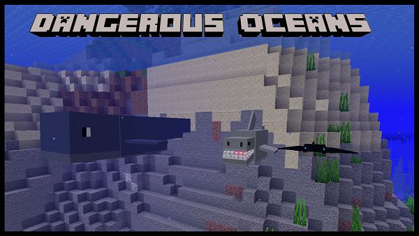 Мод Dangerous Oceans 1.16.5