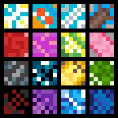 Мод GlazedPots для Майнкрафт 1.16.5