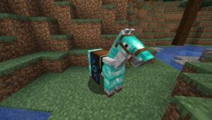Мод Horse Banners для Майнкрафт 1.17.1